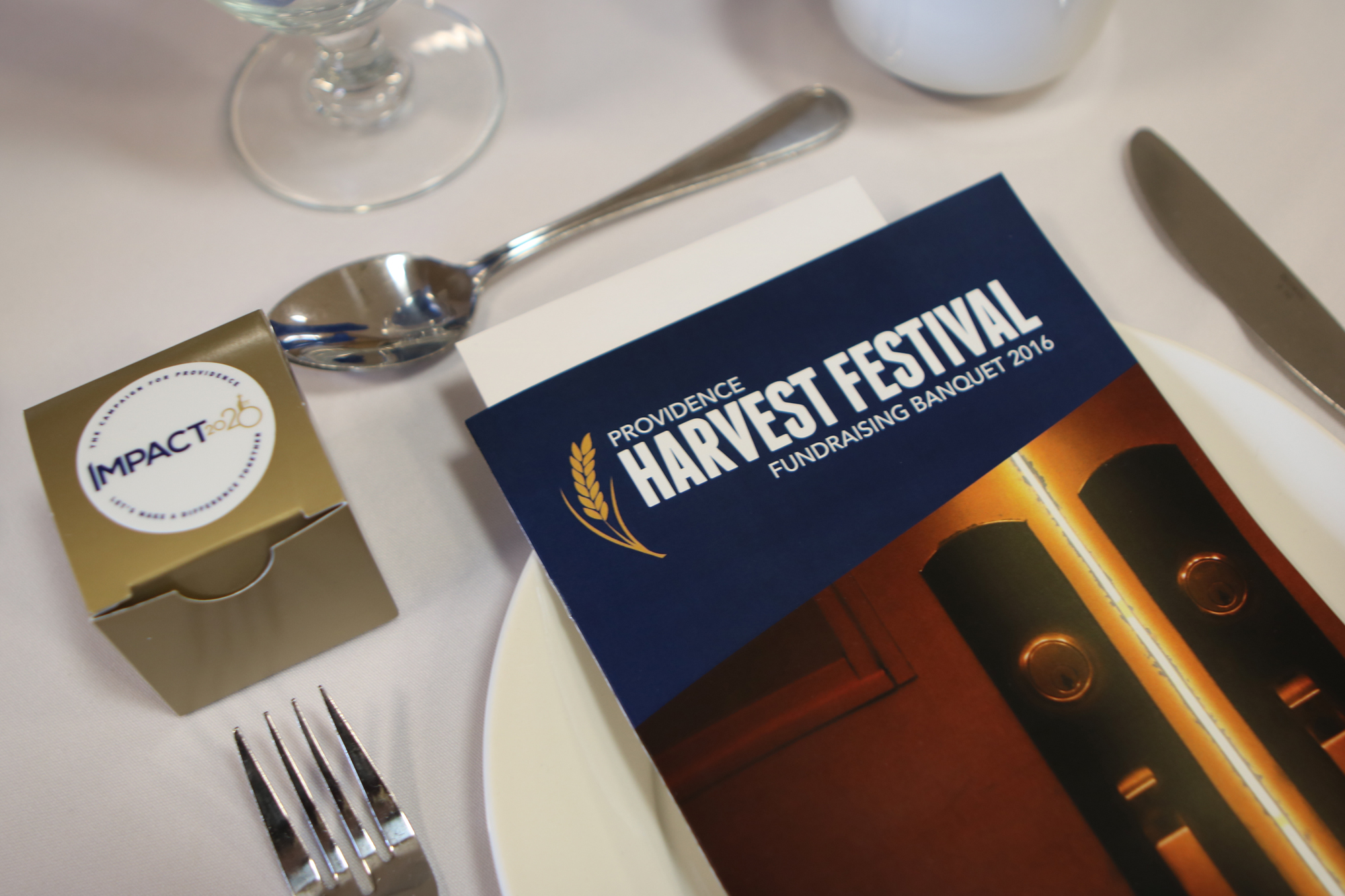 Harvest Festival Showcases Impact 2020 Campaign to Friends of Providence Image