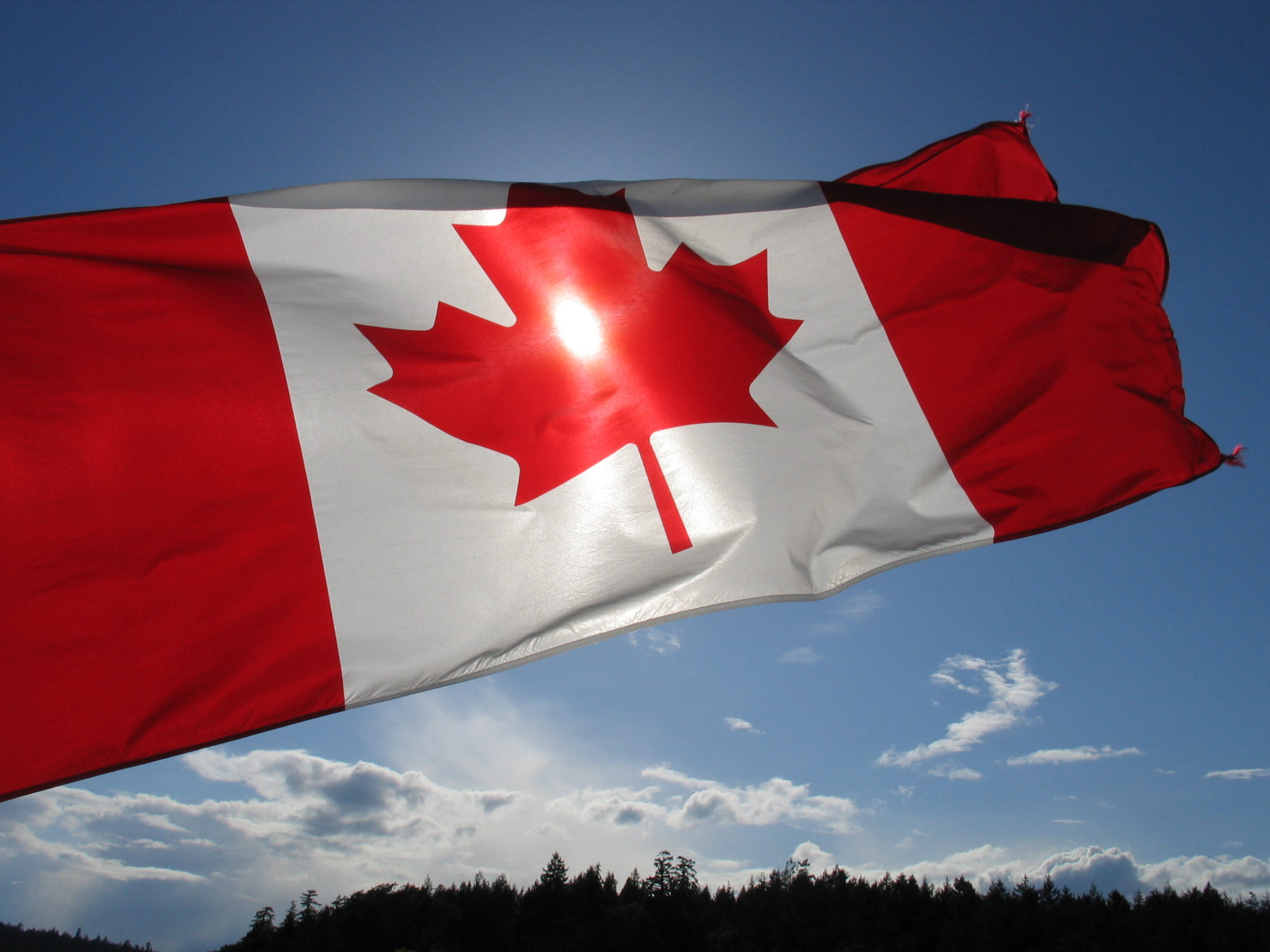 Canada Day Greetings from Providence President Dr. David Johnson Image