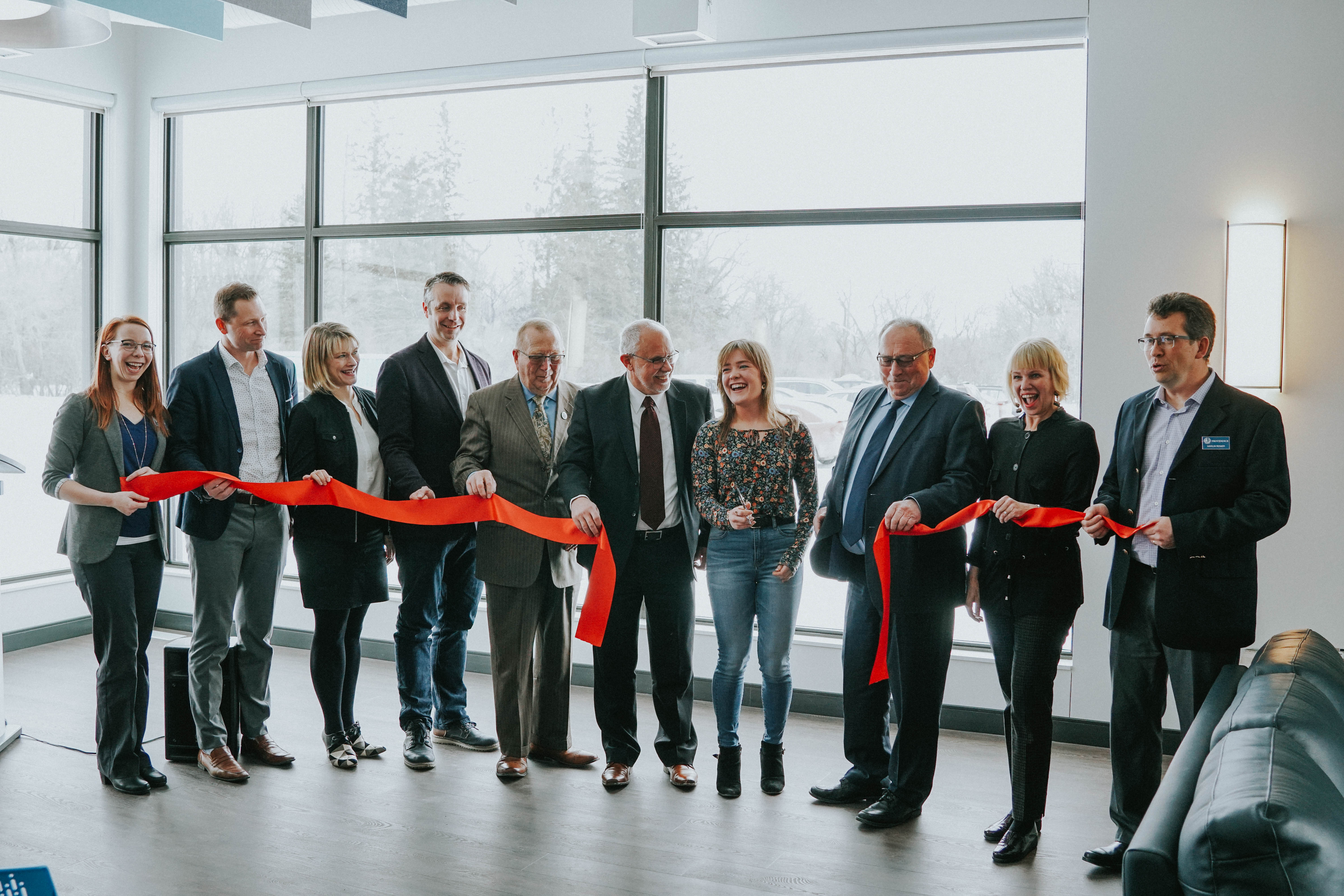 Providence's Grand Opening of Muriel Taylor Hall Image